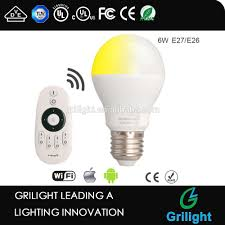 color temperature adjustable led bulb light color temperature