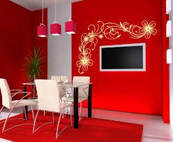 dekoration wandtattoo wandaufkleber blumenranke blumen