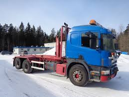 100 Hook Truck Scania P124 GB Kroklastbil For Sale Retrade Offers Used