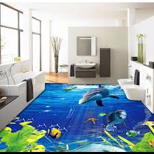 Epoxy 3D Floors KE
