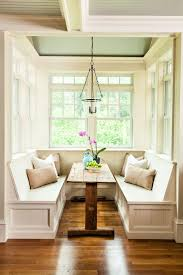 Living Room Corner Seating Ideas by Sunroom Wood Furniture Set Wood Table Banquettes And Kitchen Decor