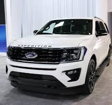 Ford Special Edition SUVs At The 2018 Texas Auto Show