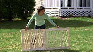 Summer Infant Decorative Extra Tall Gate by Summer Infant Portable Playsafe Playard Instructional Video Youtube