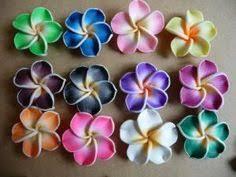 tuto comment faire une orchidée en fimo bijoux