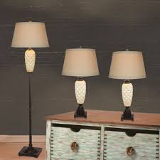 Wayfair Table Lamp Set by Table Floor Lamp Sets Best Inspiration For Table Lamp