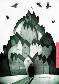 Cabinet Of Doctor Caligari Youtube by Beautiful Gothic Cover Designs For Film Classics Bfi