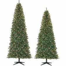 White Fibre Optic Christmas Tree 7ft by Holiday Time 7ft 9ft Kimberly Pine Switch Qs Clr Walmart Com