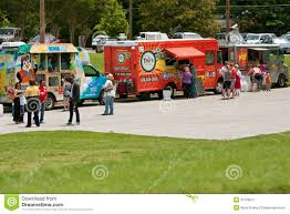 100 Where To Buy Food Trucks Customers Meals From At Spring Festival