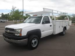 100 2005 Chevy Truck For Sale USED CHEVROLET SILVERADO 3500HD SERVICE UTILITY TRUCK FOR