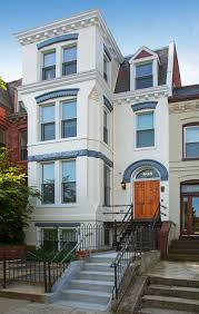 100 Row Houses Architecture Restoring An Historic Capitol Hill House Landis