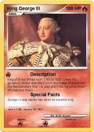 Pokemon King George III