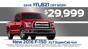 Great Deals On New Ford Trucks Butte - YouTube Ford New And Used Car Dealer In Bartow Fl Tuttleclick Dealership Irvine Ca Vehicle Inventory Tampa Dealer Sdac Offers Savings Up To Rm113000 Its Seize The Deal Tires Truck Enthusiasts Forums Finance Prices Perry Ok 2019 F150 Xlt Model Hlights Fordca Welcome To Ewalds Hartford F350 Seattle Lease Specials Boston Massachusetts Trucks 0 Lincoln Loveland Lgmont Co