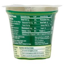Libbys Canned Pumpkin Nutrition Facts by Libby U0027s Cut Green Beans 7 Oz Walmart Com