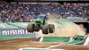100 Monster Trucks Denver Jam At Lincoln Financial Field