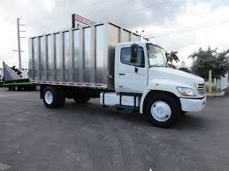 100 Collis Truck Parts 2010 Used HINO 268 NEWADVANCED FABRICATORS 16FT ALUMINUM CHIPPER