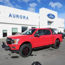 Build Your Perfect Custom Truck With Aurora Ford Yellowknife!