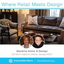 Nandina Honored At AmericasMart, Atlanta - Interior Designers