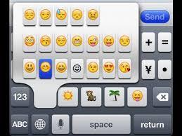 iOS 6 iOS 5 New Features Enable Emoji Keyboard