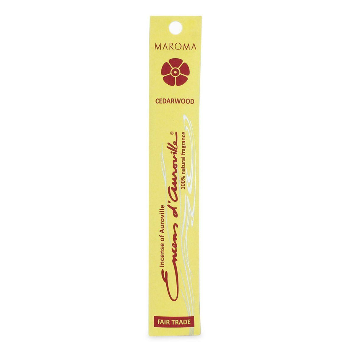 Maroma Eda Incense Cedarwood - 10 Stick