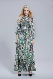online get cheap russian print maxi dress aliexpress com