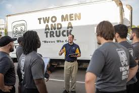 100 Two Men And A Truck Locations For National Moving Month TWO MEN ND TRUCK Offers Tips