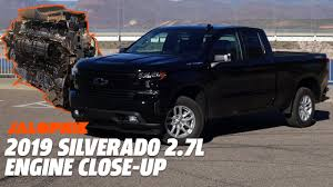 100 Toyota 4 Cylinder Trucks A Detailed Look At The 2019 Chevy Silverados Four Engine