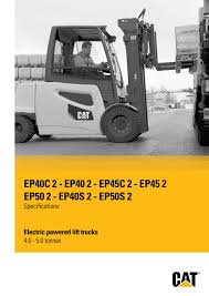 EP40-50(C)(S)2 - CESC1810 By Cat Lift Trucks - Issuu Cat Lift Trucks Customer Testimonial Ic Pneumatic Tire Series Youtube High Performance Forklift Materials Handling Cat P5000 Truck 85223 Catmodelscom Nos Cat Lift Trucks 93092100 Hose Pulley And 50 Similar Items Gw Equipment Official Website Lift Trucks Distributor Impact Expands Delivery Fleet With New Your Blog Forklifts For Sale Ep4050cs2 2c3000 2c6500 Cushion Pdf Mitsubishi Caterpillar Parts Sourcefy Permatt Forklift Hire Or Buy