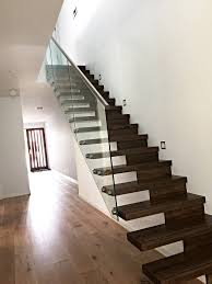 Frameless Glass Balustrades Melbourne | Tough N Glass Stairs Amusing Stair Banisters Baniersglsstaircase Create Unique Metal Handrailings With Pinnacle Staircase And Hall Contemporary Artwork Glass Banister In Best 25 Glass Balustrade Ideas On Pinterest Handrail Wwwstockwellltdcouk American White Oak 3 Part Dogleg Flight Frameless Stair Railing Elegant Safety Architecture Inspiring Handrails For Beautiful Amusing Stright Banister With Base Frames As Decor Tips Cool Banisters Ideas And Newel Detail In Brown