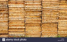 Wooden Stacked Pallets Textured And Background