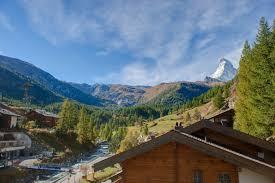 100 Chalet Zen Zermatt Penthouse 3 Bedrooms Matterhorn View