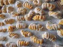 Pumpkin Gnocchi Recipe by How To Make Italian Pumpkin Gnocchi With The Suocera