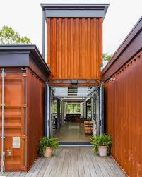 100 Custom Shipping Container Homes Spaces Lifestylescontained Instagram