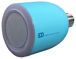 BULBTUNES Bulbtunes LED Light Bulb With Bluetooth Speaker