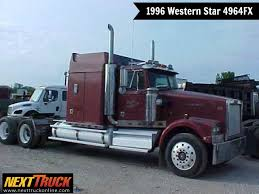 Pin By NextTruck On Throwback Thursday | Trucks, Trucks For Sale ... 2019 New Western Star 4900sb Heavy Haul Video Walk Around At 2008 4864fx White For Sale In Regency Park Daimler Fuel Trucks Recently Delivered By Oilmens Truck Tanks 1996 Western Star Trucks 4900 Ex Stock 24319881 Tpi Used Truck Youtube Dump And Flatbed Rental Together With 4900sf 54 Inch Sleeper Premier Group 2005 4900sa Cventional Day Cab For Sale 604505 Sale Mccomb Diesel 2016 Tandem Bailey Videos Spokane Northwest