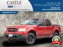 100 2005 Ford Trucks 87 Used Cars SUVs In Stock In Michigan City Castle