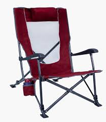 Kelsyus Original Canopy Chair With Ottoman by Low Ride Recline By Gci Outdoor