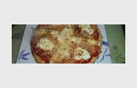 pâte à pizza moelleuse recette dukan pp par chadou83 recettes