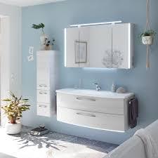 wohnideen in weiß weiße möbel badezimmerwaschtisch