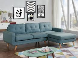 canape d angle bleu canape dehoussable tissu pas cher avec housse de canapé