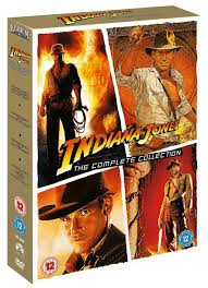 Indiana Jones - The Ultimate Collection [DVD]: Amazon.co.uk ...