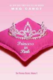 The Princess Diaries Volume V In Pink