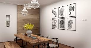 Interior Render Of The Week Natural Dining Room Brings Us Back To Basics