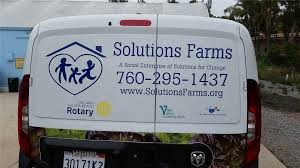 100 Truck Farms Solutions Farm Donated By DMSB Rotary Club Of Del MarSolana