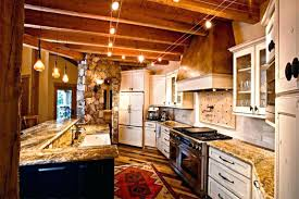 track lighting kitchen lowes rustic cabin lodge ideas uk