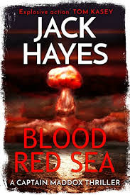 Blood Red Sea Maddox Book 2 By Hayes Jack