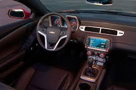 2016 Chevrolet Camaro Interior Wallpaper 942 Background