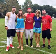 100 Christy Allen Awesome Sibling Time Turkeybowl With Katie Tebow Robby Tebow