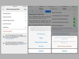 Do You Know How to Clear Browser History on iPhone Chrome & Safari