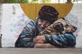 Famous Street Mural Artists by The Stunning Street Art Of Buenos Aires