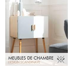 meuble de chambre design meuble scandinave mobilier design et contemporain achatdesign